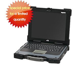 Военный ноутбук JNB-1406 Evoc
