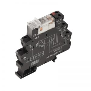 TRS 120VAC RC 2CO