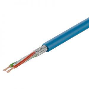 SAIH-PB-PA-2X1.0-PVC-BL