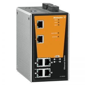 IE-SW-PL06M-2TX-4POE