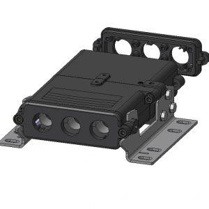 HDC HP550 KIT 3 FM 120