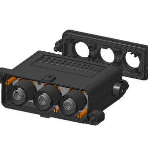 HDC HP550 KIT 3M70 C1