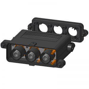 HDC HP550 KIT 3M70 C2
