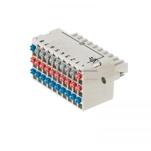 BL-I/O 3.50/30F PNP LED SN LTGY BX