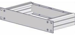 "19"" drawer 3U/220D in kit form"